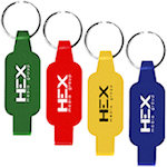 Solid Color Bottle Openers